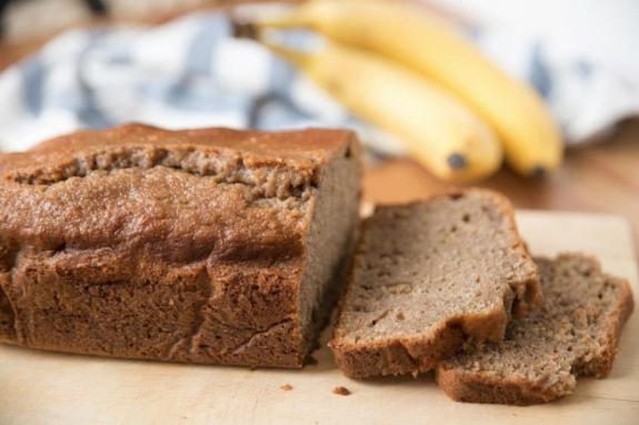 Yummy Banana Bread recipe