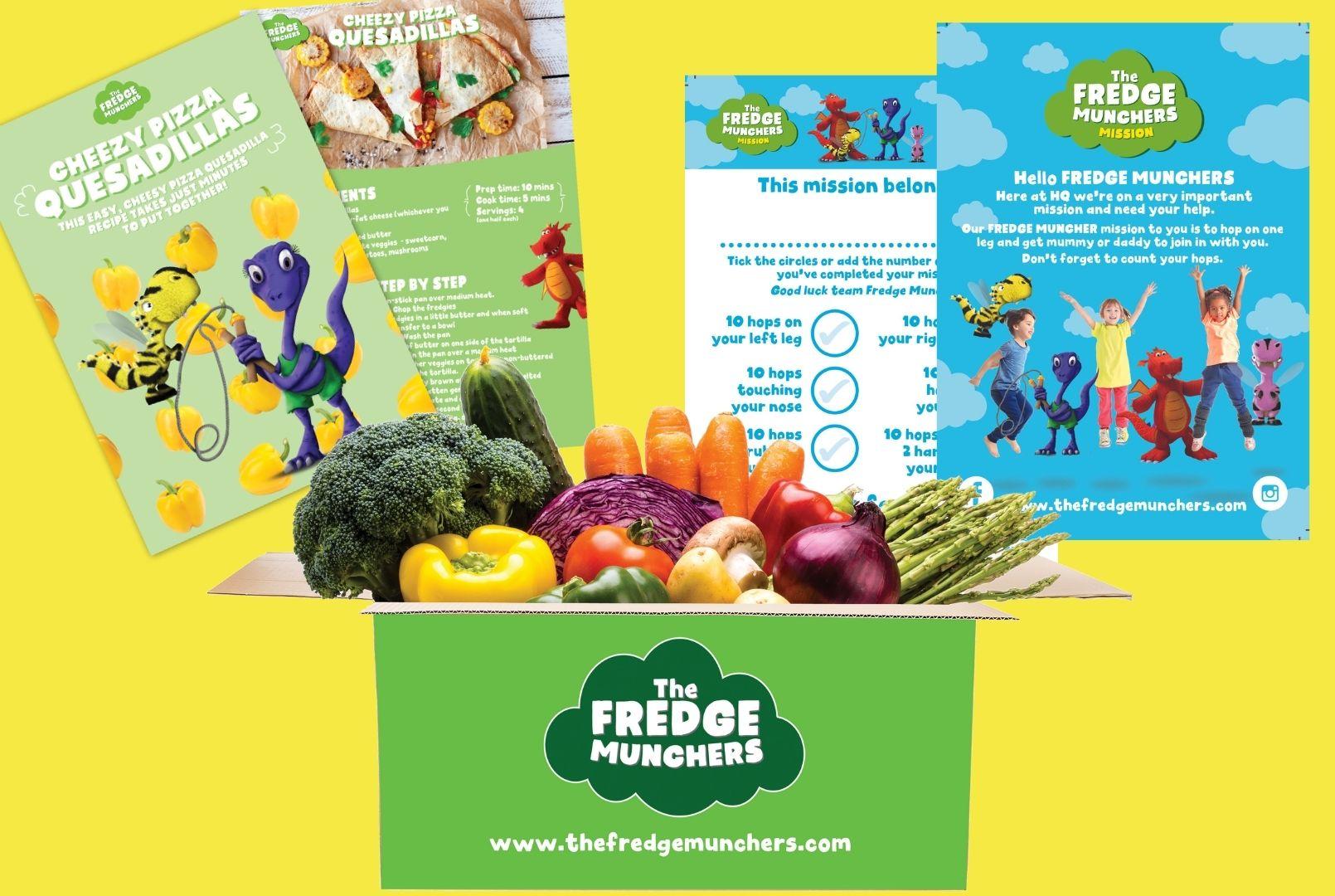 Fredge Munchers subscription boxes