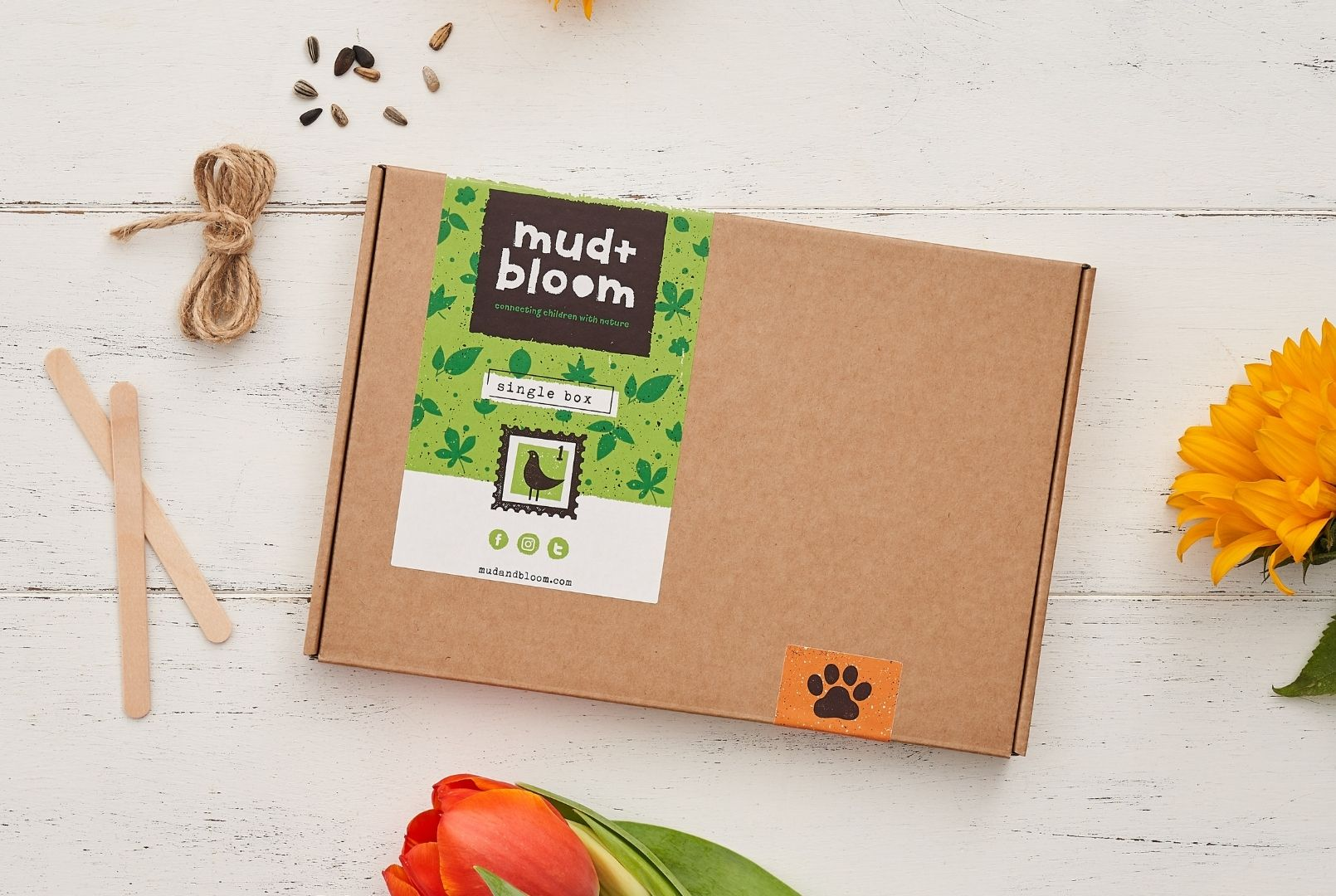 Mud and Bloom subscription boxes
