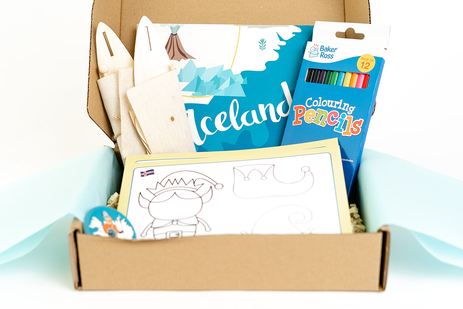 holiday in a box ideas