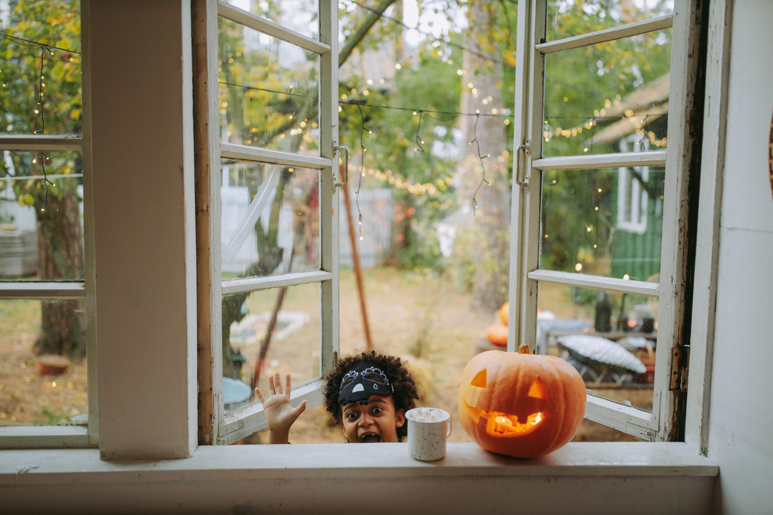 5 spook-tastic ideas for the kids this Halloween